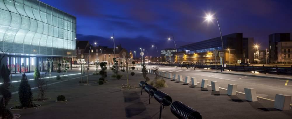 Cité internationale de la dentelle et de la mode à Calais pour Abel