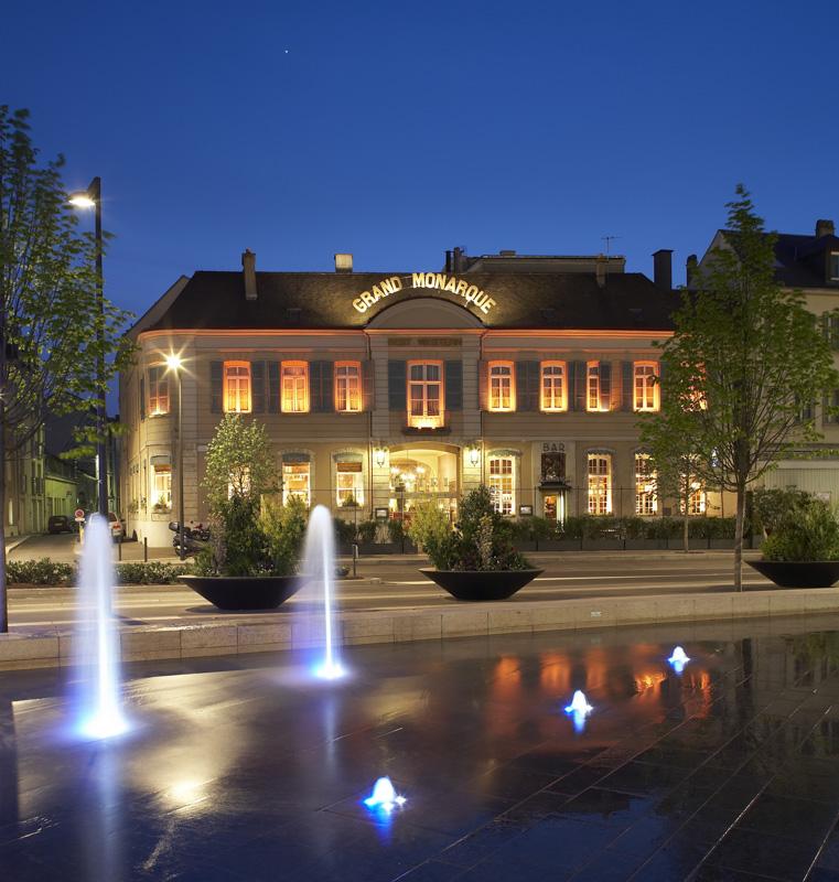Hôtel Grand Monarque à Chartres