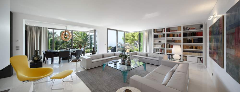 Villa à Marseille pour Kawneer - Architecte : Henri Paret
