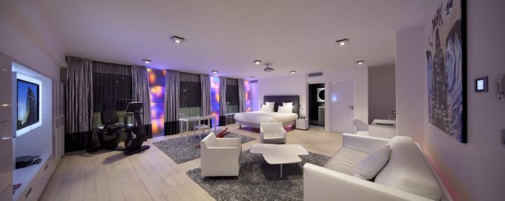 Kube Hotel à Saint-Tropez