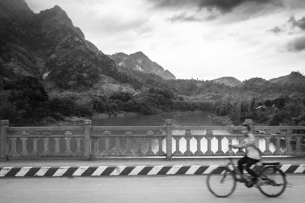 En remontant vers le Nord, Nong Khiaw