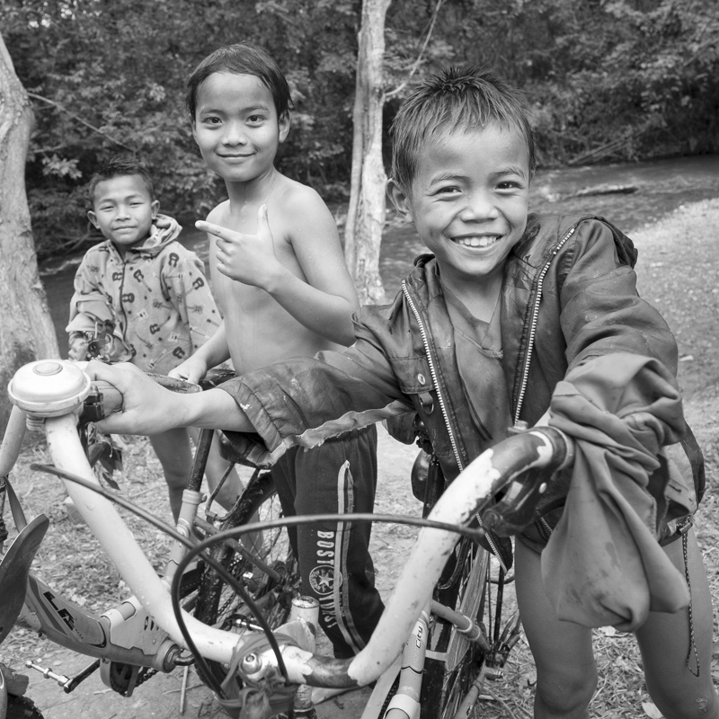 Du côté de Nong Khiaw