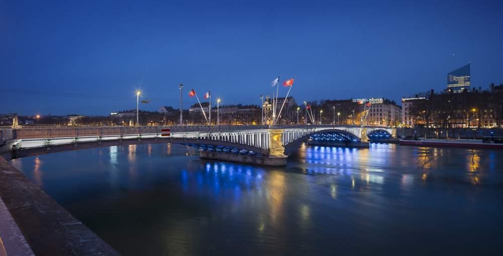 Pont Lafayette, Lyon
