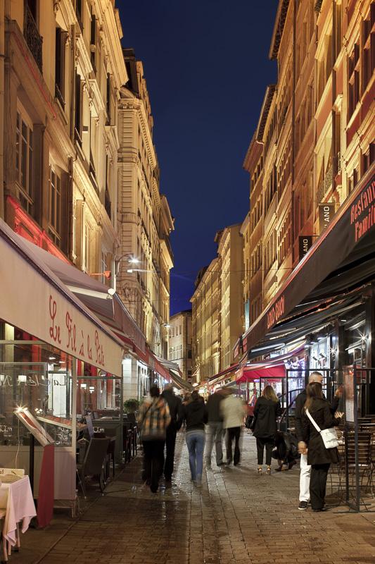 Rue Mercière, Lyon