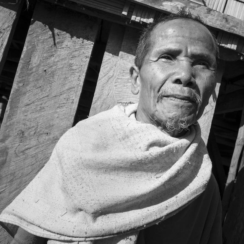 La meunier du village, du côté de Louang Namtha