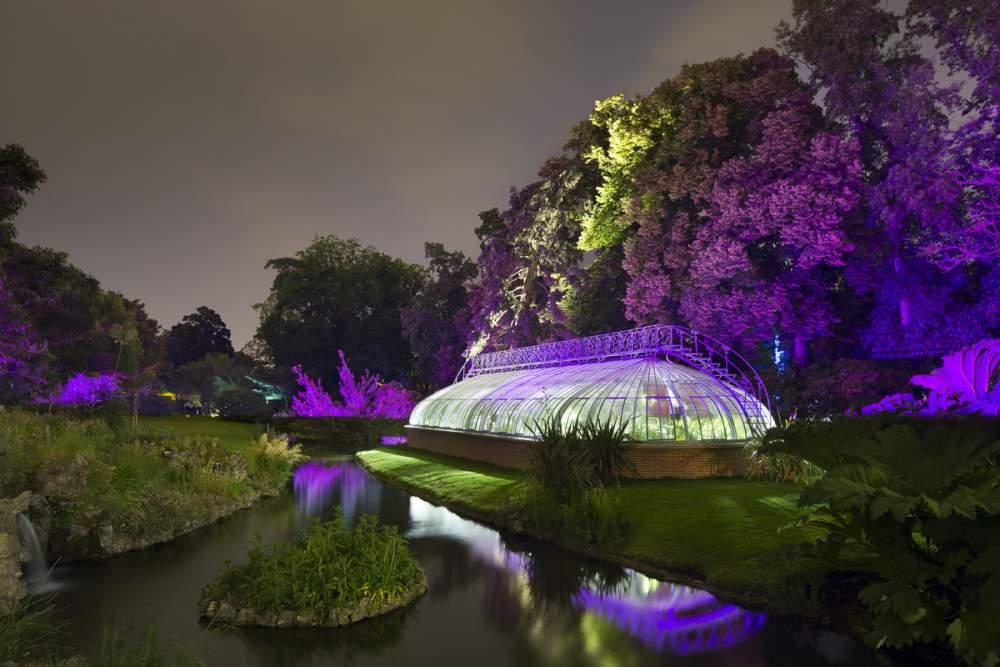 Jardins de Nantes, Nantes