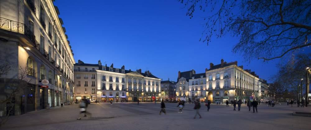 Place Bouffay, Nantes
