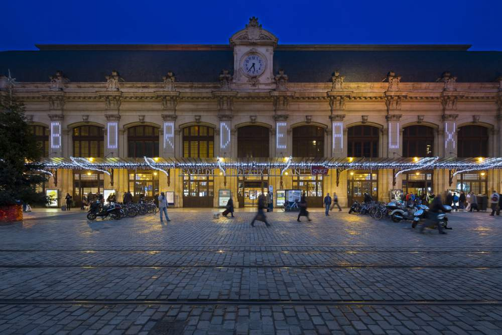 Gare Saint Jean, Bordeaux