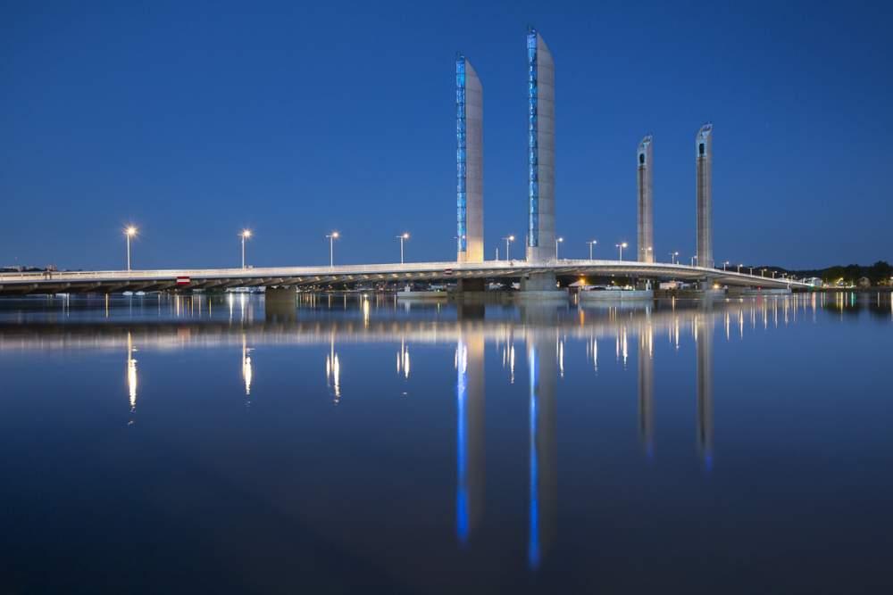 Pont Chaban Delmas, Bordeaux