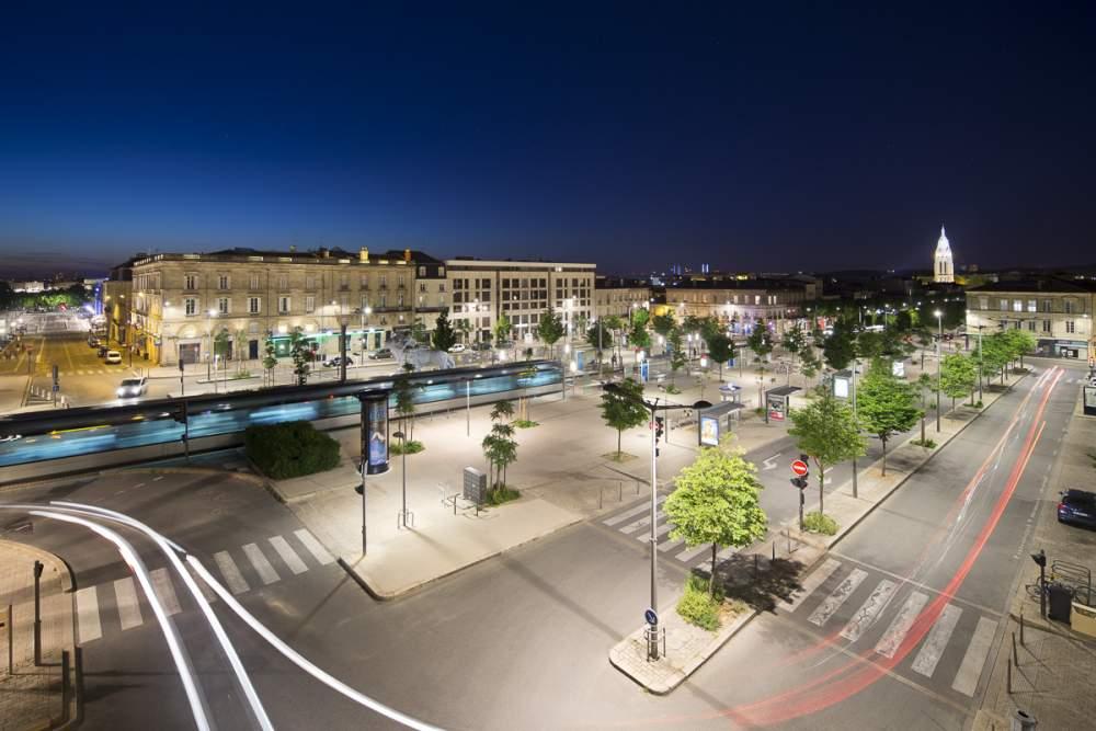Place de Stalingrad, Bordeaux