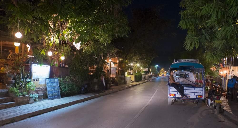 Louang Prabang, Laos