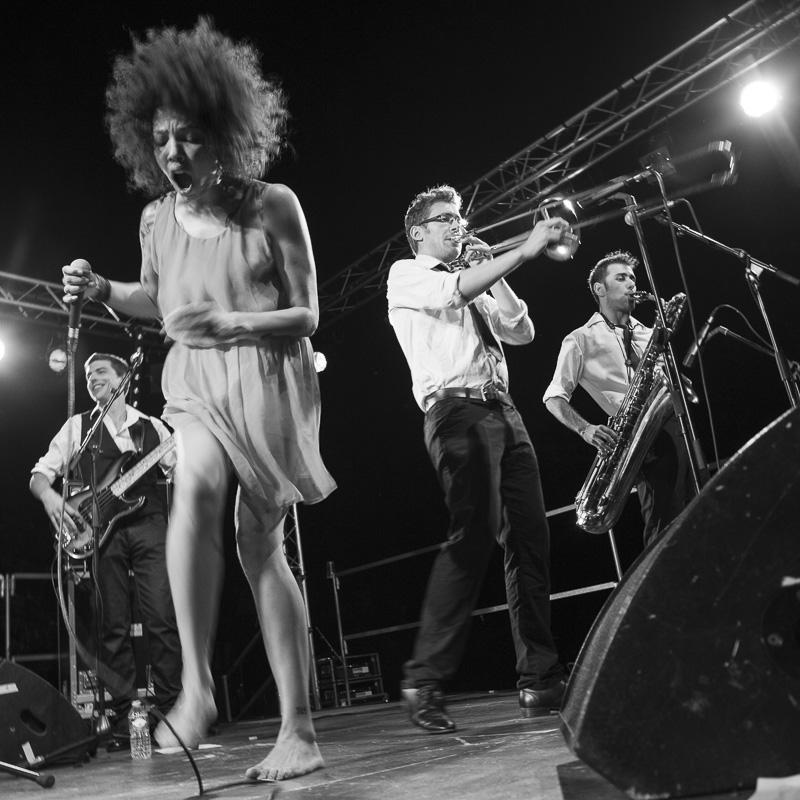 Festival Emergence à Lyon, 2012