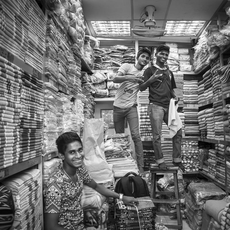 Commerçant, Sri Lanka
