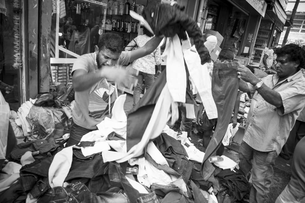 Vendeur ambulant, Sri Lanka