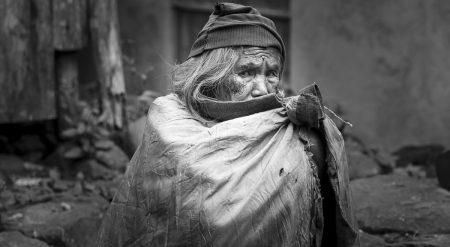Femme Ifuago, île de Luzon