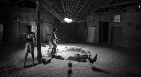 Case à impluvium, Bandial, Casamance