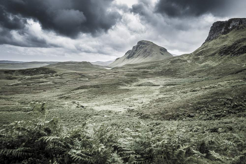 The Quiraing – Isle of Skye
