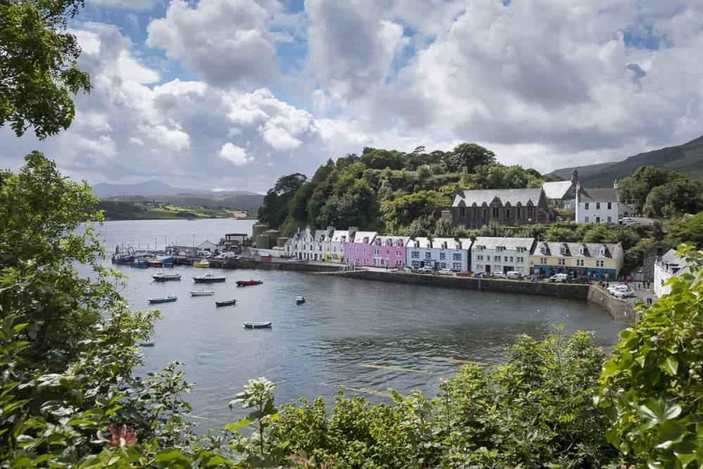 Portree, Isle of SkyeIsle of Skye