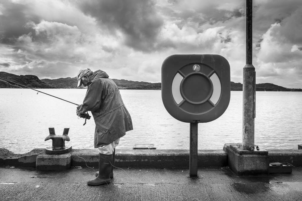 The fisherman problem !