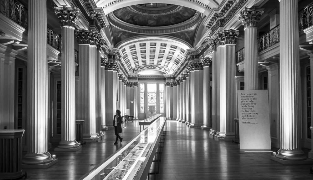 exhibition of Josef Koudelka, Edinburgh