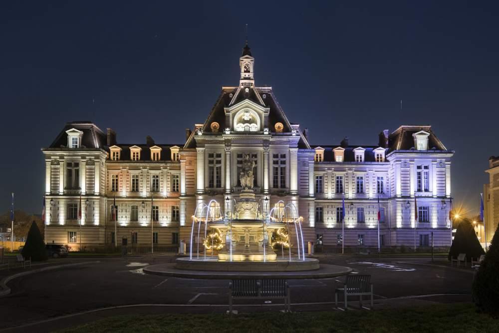 Mises en lumière et éclairages festifs à Vernon, Louviers et Evreux