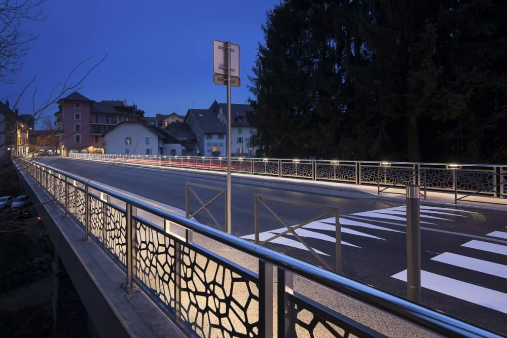 Reportage pour le Syane en Haute Savoie