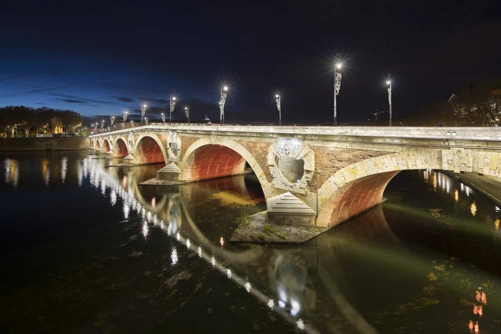 Mises en lumière à Toulouse